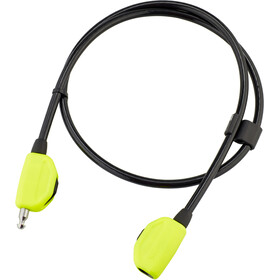 Hiplok POP Candado de cable, lime